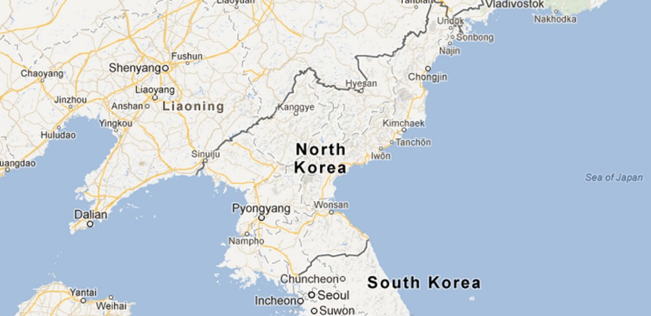 Google's Crowdsourced Maps of North Korea Stir Tensions | Descrier on monaco map google, guyana map google, southeast asia map google, world map google, gaza strip map google, indonesia map google, cook islands map google, anguilla map google, ww2 map google, belarus map google, aleutian islands map google, uzbekistan map google, georgia map google, hungary map google, venezuela map google, blank us map google, bermuda map google, trinidad and tobago map google, baghdad map google, congo map google,
