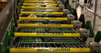 Morrisons shopping trollies