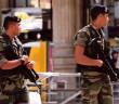 Troops in Paris