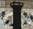 Banksy in Gaza 2014/15