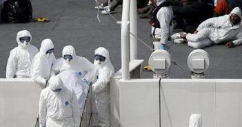 Migrants die in waters of Europe